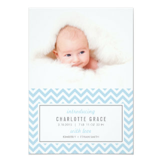 CHEVRON Birth Announcements
