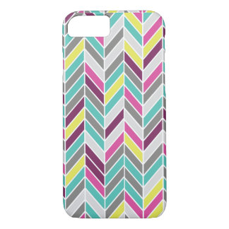 Chevron Colorful Hipster iPhone 7 iPhone 8/7 Case