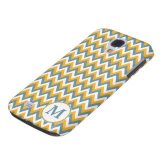 Chevron / Zigzag Pattern custom cases Galaxy S4 Case