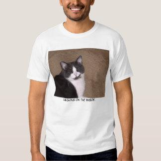 Chewbert: Laughing On the Inside Tshirts