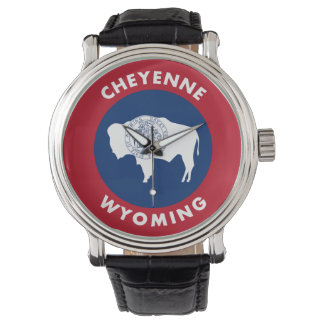 Cheyenne Wyoming Watch