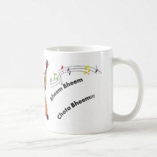 Chhota Bheem - Indian Spritual Charactor Basic White Mug