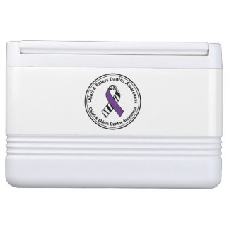 Chiari and Ehlers Danlos Awareness Can Cooler Chilly Bin