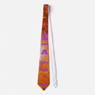 CHIARI AWARENESS TIE