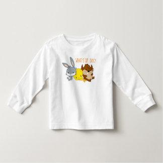 Chibi BUGS BUNNY™, TWEETY™, & TAZ™ Toddler T-Shirt