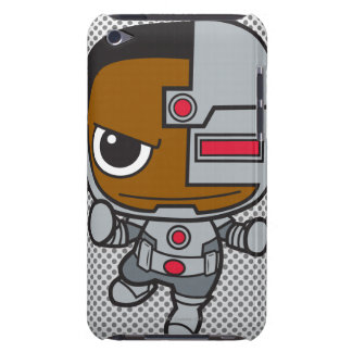 Chibi Cyborg iPod Touch Cover