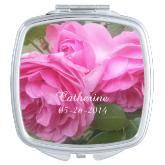 CHIC_ADD YOUR OWN WEDDING FLOWERS PHOTO MIRROR FOR MAKEUP