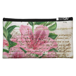 Chic Azaleas Makeup Bag