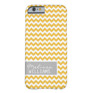 Chic Chevron Barely There iPhone 6 Case
