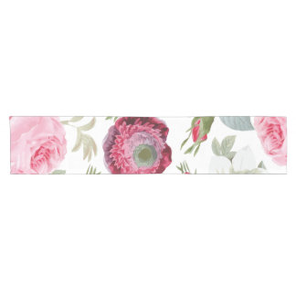 Chic Country Signature Floral Short Table Runner