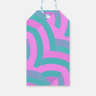 chic modern sophisticated chevrons gift tags
