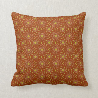 CHIC PILLOW_ MOD SEA URCHINS THROW PILLOW