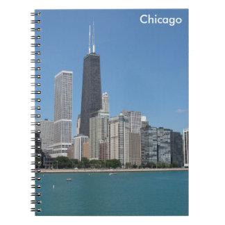 Chicago, Illinois Notebook
