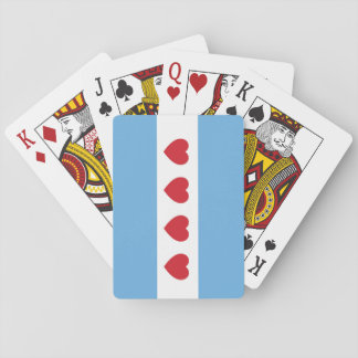 Chicago Love Deck of Cards