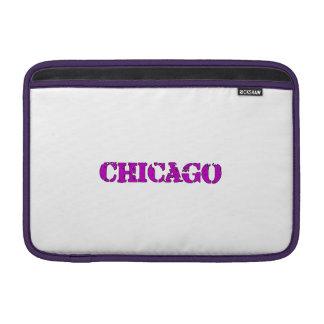 Chicago MacBook Sleeve