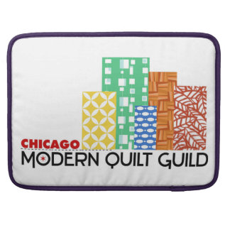 Chicago MQG Macbook Pro Sleeves