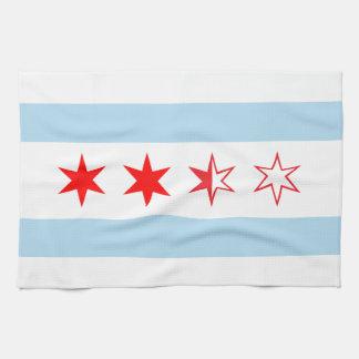 CHICAGO_OK kitchen towel