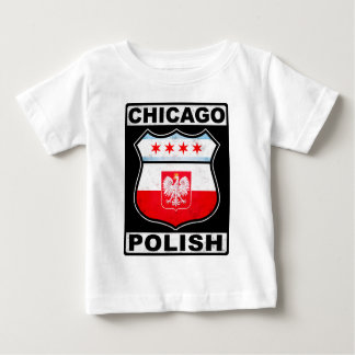 Chicago Polish American Baby T-Shirt