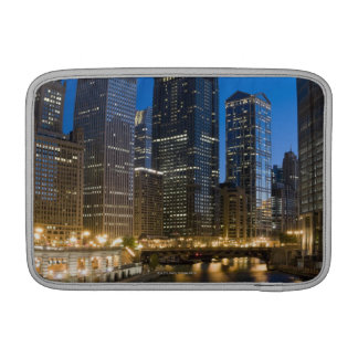 Chicago Riverfront Sleeve For MacBook Air