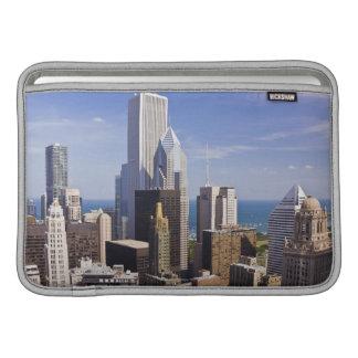 Chicago Skyline Looking towards Lake Michigan MacBook Sleeve