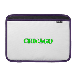Chicago Sleeve For MacBook Air