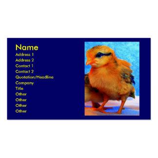 Chick-A-Dee-Light I Business Card Business Card