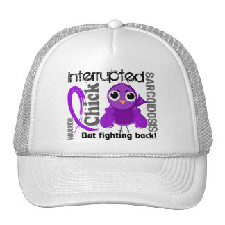 Chick Interrupted 3 Sarcoidosis Hats