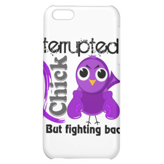 Chick Interrupted 3 Sarcoidosis Case For iPhone 5C