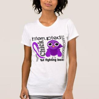 Chick Interrupted 3 Sarcoidosis Shirts