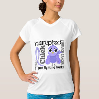 Chick Interrupted 3 Stomach Cancer T-Shirt