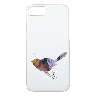 Chickadee art iPhone 8/7 case
