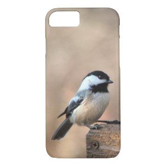 Chickadee in a Golden Light iPhone 7 Case