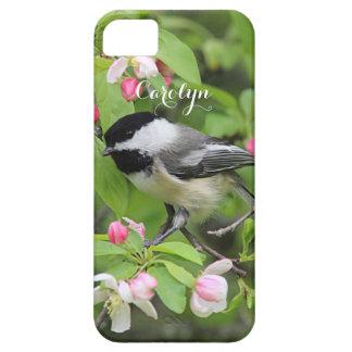 Chickadee iPhone 5 Case