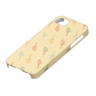 Chickadee Warm Pattern Phone Case