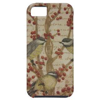 Chickadees Case For The iPhone 5