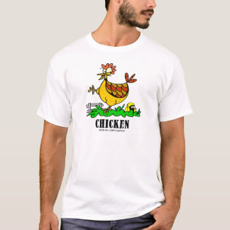 Chicken by Lorenzo © 2018 Lorenzo Traverso T-Shirt