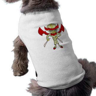 Chicken hero monster shirt