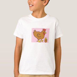 Chicken Kids T-shirt