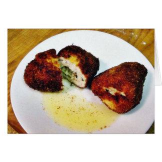 Chicken Kiev Card