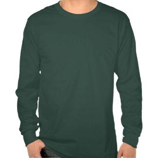 Chicken Long-Sleeved T, Men's, Dark Colors T Shirts