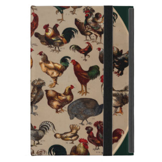 Chicken Poultry Of The World iPad Mini Cover