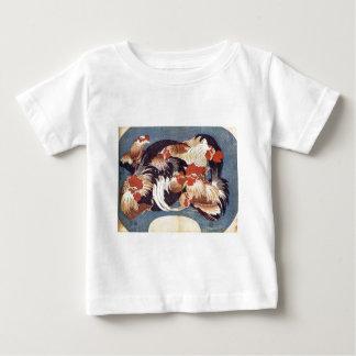 Chickens Baby T-Shirt