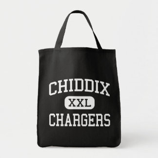 Chiddix - Chargers - Junior - Normal Illinois Canvas Bags