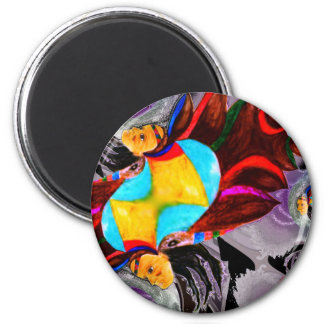 Chief Color Spirit multi poducts Refrigerator Magnets