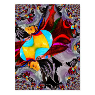 Chief Color Spirit multi poducts Post Card