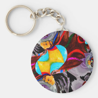 Chief Colour Spirit multi poducts Basic Round Button Key Ring