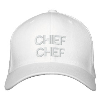 CHIEF - Customizable Cap by eZaZZleMan.com Baseball Cap