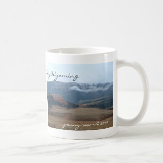 Chief Joseph Byway Wyoming Mug