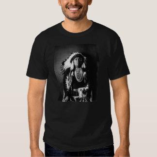 Chief Joseph Vintage Native American T-shirts