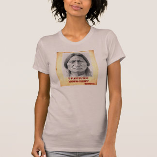 CHIEF SITTING BULL LAKOTA SIOUX T-Shirt